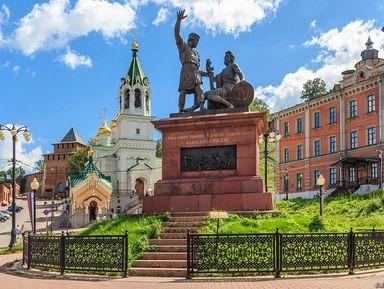 Экскурсии на машине по Нижнему Новгороду – отзывы и цены на экскурсии 2021 года