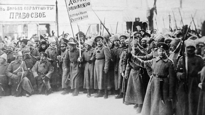 По местам Революции 1917 года с историком