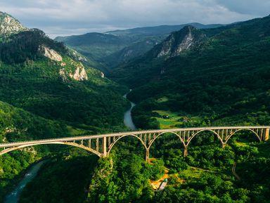 Большое путешествие на север Черногории