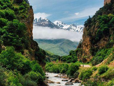 Джип-тур: Былымские озера, перевал Актопрак иЧегемское ущелье