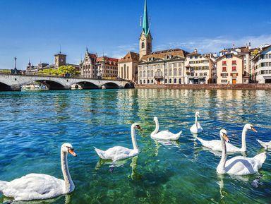 Экскурсия в Цюрихе: Счастливый день вЦюрихе