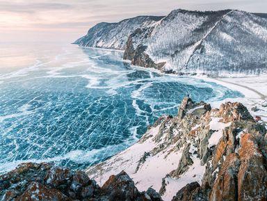 Байкал: путешествие по острову Ольхон