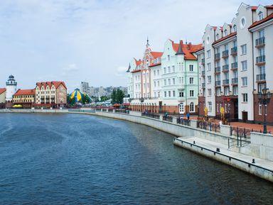 Экскурсия в Калининграде: Калининград на одном дыхании