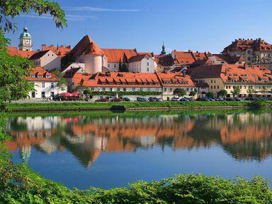 Все краски Словении
