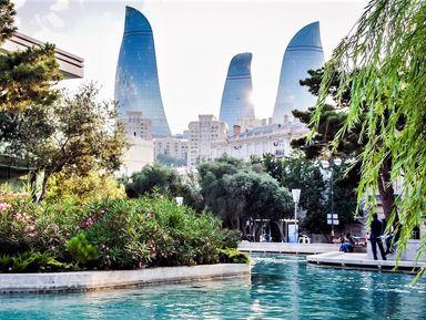 Пульс Баку и секреты местной кухни