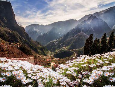 «Долина монахинь» вжерле вулкана
