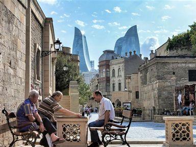 Баку и бакинцы