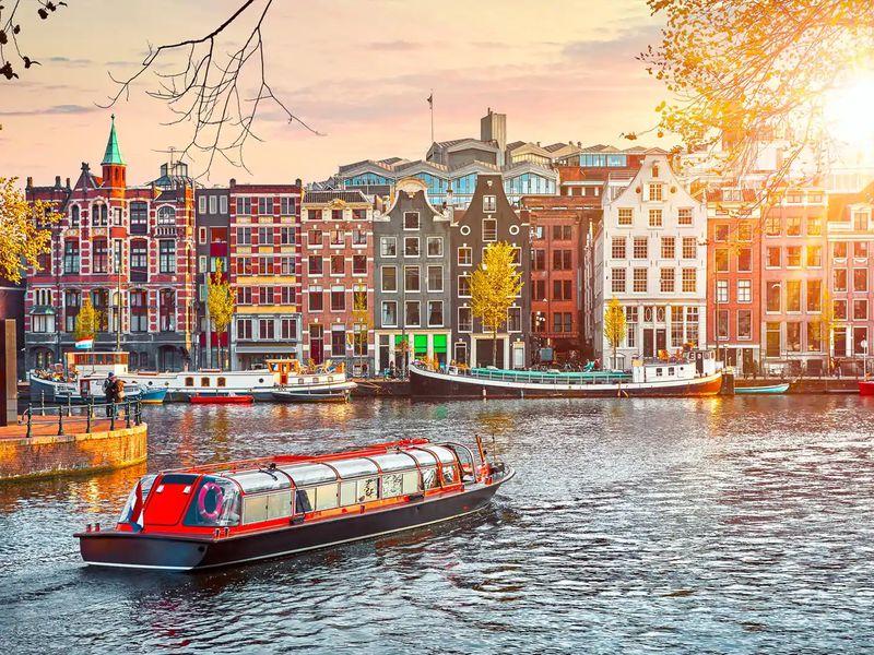 Экскурсия С Амстердамом на «ты»