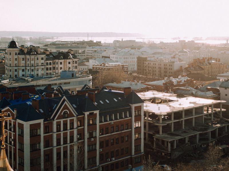 Казань, Свияжск и Иннополис на автомобиле с панорамной крышей
