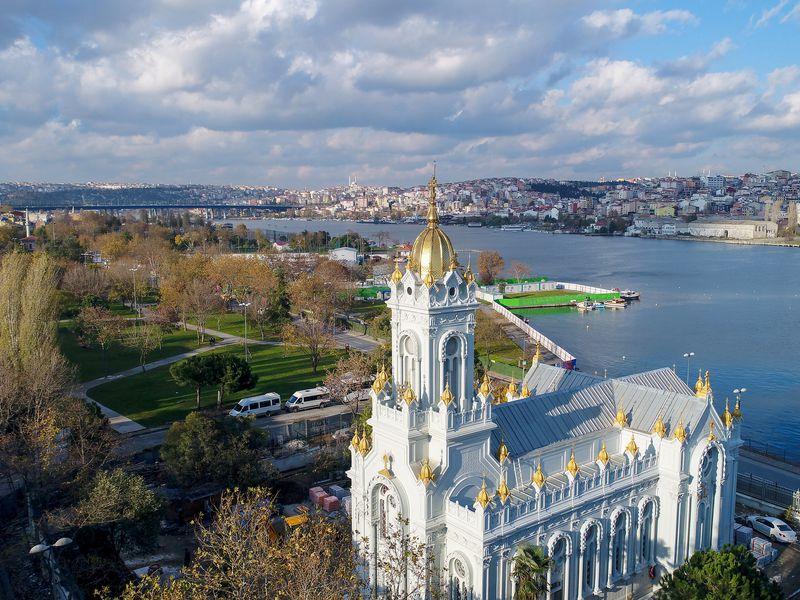 Экскурсия Православный Стамбул: живоносные источники Константинополя