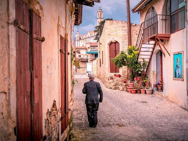 Деревушки Кипра — хранители времени