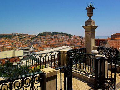 Лиссабон иПорту: две столицы за один день