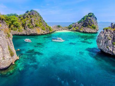День на островах Ко Рок и Ко Ха
