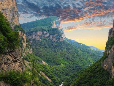 Сказочная Кабарда ичарующая Балкария