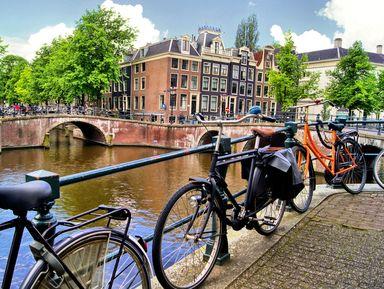 Гастрономический велотур по Амстердаму!
