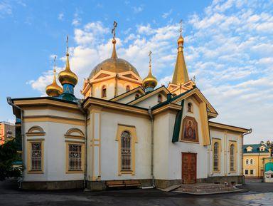 Главные храмы Новосибирска