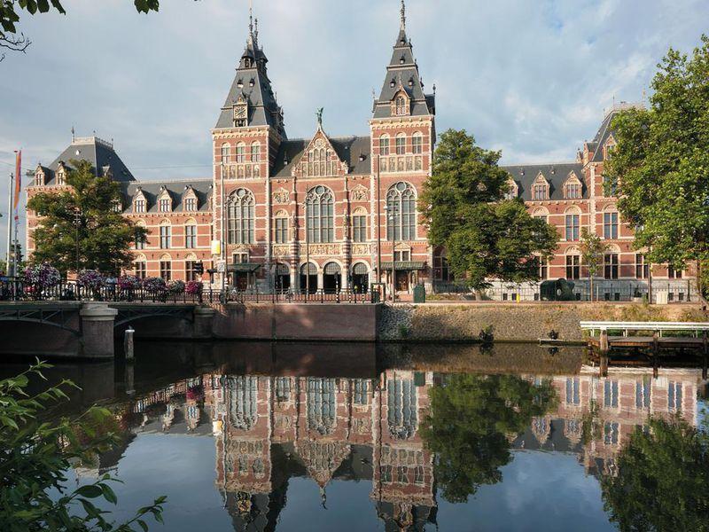 Экскурсия Лучшее в Rijksmuseum с искусствоведом
