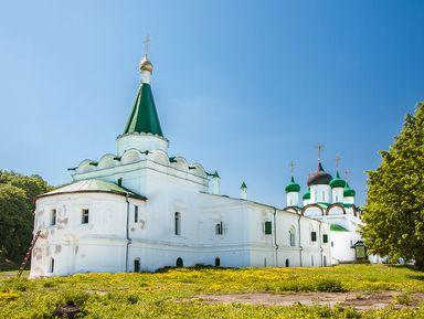 Церкви и монастыри Нижнего Новгорода