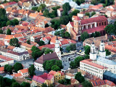 Путешествие из Вильнюса в Каунас