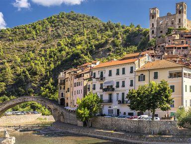 Путешествие из Ниццы в итальянскую Лигурию