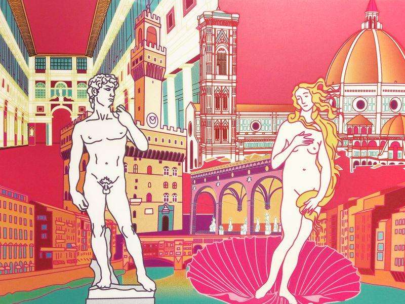 Экскурсия Первый день во Флоренции