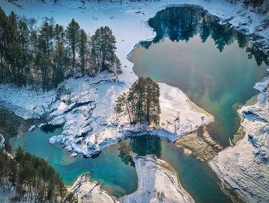 Голубые озера: заглянуть в«глаза Катуни»