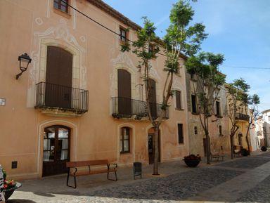 Торредембарра— обаяние каталонской старины