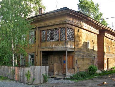 Другая Вологда: Заречье