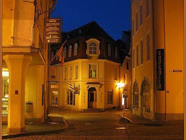 Необычные экскурсии в Таллине на русском языке – цены на экскурсии 2021 года