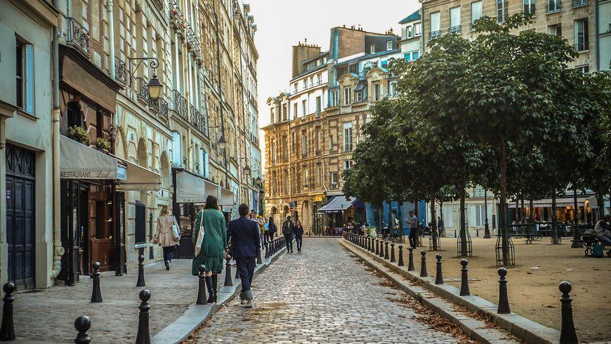 Колыбель Парижа