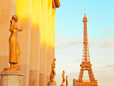 Париж шаг за шагом