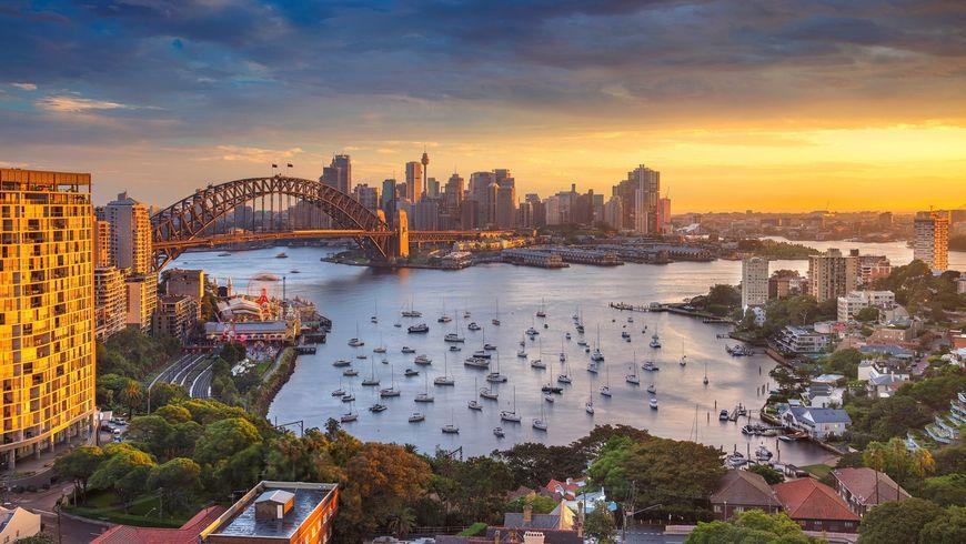 Прекрасный «город убухты»— Сидней