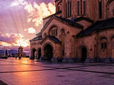 Последам Ассирийских отцов: Тбилиси, Мцхета, Самтависи