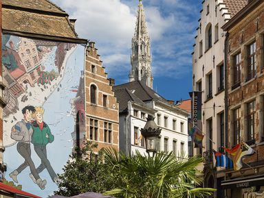 Добро пожаловать в Брюссель!
