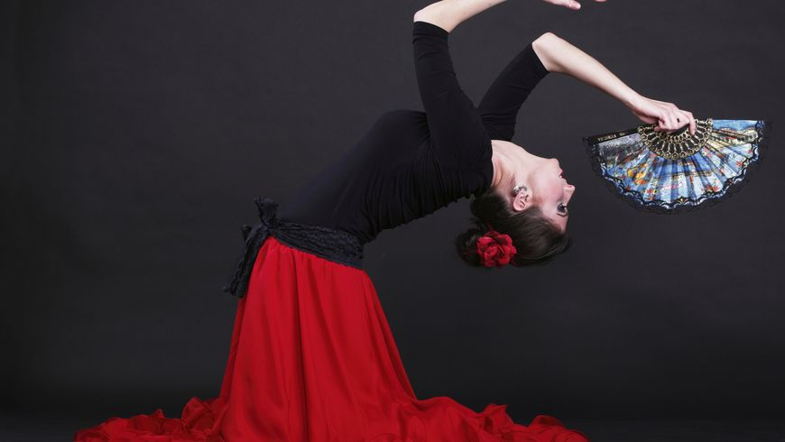 Вечерняя Барселона и фееричное фламенко