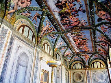 Палаццо Альтемпс в Риме