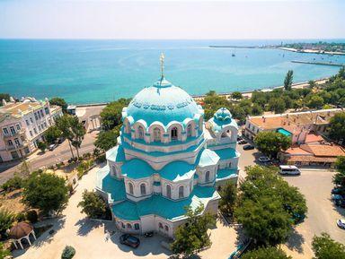 Духовный центр Евпатории— собор Святого Николая