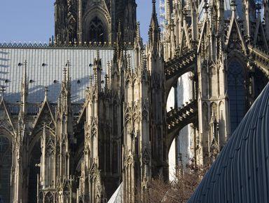 Готический Собор и 12 романских церквей Кёльна