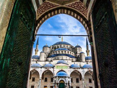Открыть Стамбул за один день: путешествие из Анталии