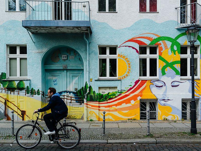 Берлин, экскурсия