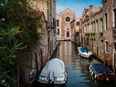 Венеция за туристическим фасадом