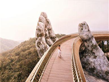 Путешествие в Дананг на 2 дня: мост с руками и другие чудеса