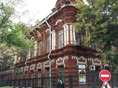 Прошлое в пилястрах: архитектурный облик Волгограда