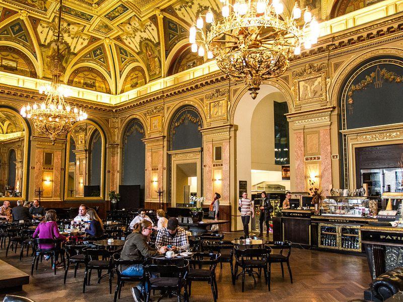 Будапешт — венгерский Париж