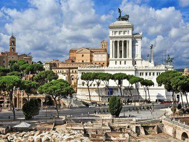 Онлайн-прогулка по Риму: от Колизея до Трастевере