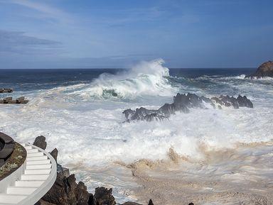 Западная часть острова Мадейра