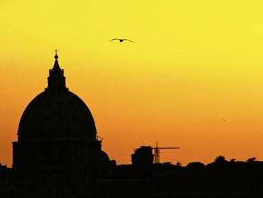 Смотровые площадки Рима