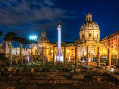 Парк Пинчо и 228 выдающихся личностей Италии