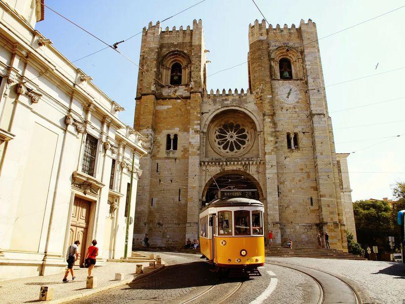 Разгадать Лиссабон за 2 часа