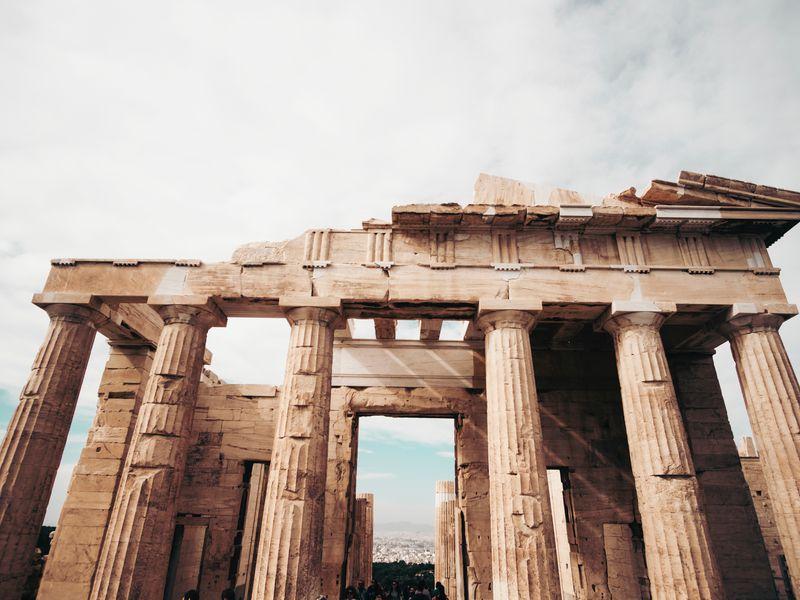 Экскурсия Калимэра, Афины!